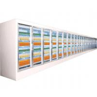 Buy cheap Adjustable Shelves True Glass Door Freezer Electrical For Market / Home from wholesalers