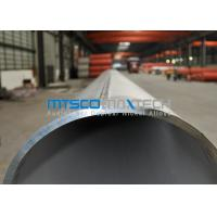 Buy cheap 309SUS Stainless Steel Welded Pipe 14 Inch Sch40 , Size 355.6mm x 11.13mm x 3305mm from wholesalers