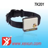 Buy cheap GPS waterproof Pet Tracker Tk201-2 from wholesalers