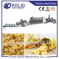 Buy cheap High quality Automatic Puffed Snacks Food Making Extruder Machine from wholesalers