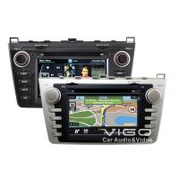 Buy cheap Car Stereo Mazda Sat Nav DVD WinCE 6.0 System For Mazda 6 With 3G WIFI C012 from wholesalers