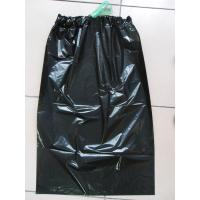Buy cheap Customized Black Disposable Garbage Bag with Ribbon / Disposable Trash Bag from wholesalers