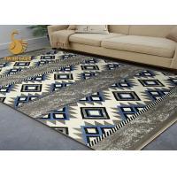 Soft And Smooth Home Decorative Carpet Underlay Felt / Modern Cartoon Area Rugs