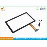 Buy cheap Water Resistant Usb Touchscreen Display , 10 Point 18.5 Touch Screen For Medical Equipment from wholesalers