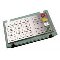 Waterproof PCI EPP 2.x certified EPP Keypad ZT596E with 10 Numeric Keys