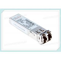 Buy cheap 1310nm 2KM Cisco Transceiver Module 100Base FX Multi Mode Rugged SFP GLC-FE-100FX-RGD from wholesalers