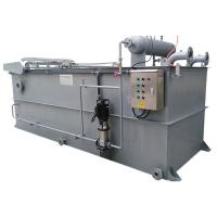 Buy cheap 5 Cbm/H Dissolved Air Flotation Equipment Micro Bubbles Generating Technology from wholesalers