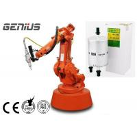 Buy cheap Cnc Laser Welding Machine ABB Robot Arm Low Operating Costs 150j Single Pulse Energy from wholesalers