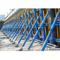 Buy cheap Bracing Support Single Sided Wall Formwork , Easy Handling One Sided Wall Formwork from wholesalers