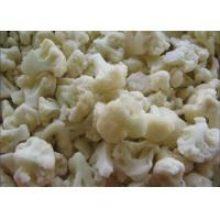 Buy cheap Natual And Pure Organic Frozen Vegetables Cauliflower IQF 2 - 4cm 3 - 5cm 4 - 6cm from wholesalers