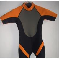 Buy cheap Neoprene wetsuit from wholesalers