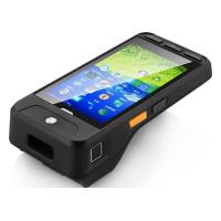 Buy cheap Latest 4G Barcode Scanner Handheld Android POS Terminal Support Thermal Printer from wholesalers