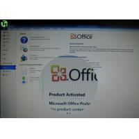 Buy cheap Microsoft Office Home And Business 2016 / Office 365 Product Key Card Retail Box Oem from wholesalers