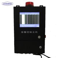 Buy cheap Gas detection controller OC-8000 with new design of Touch screen from wholesalers