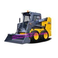 Buy cheap Skid Steer Loader , Bucket Volume 0.45m3 , Load Weight 750kg , Discharge Height 2375mm from wholesalers