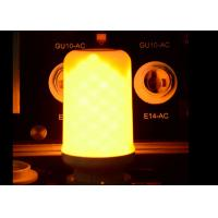 Buy cheap SMD 2835 LED Flame Light Bulbs E27 E26 7W Creative Lights Flickering Emulation Vintage Atmosphere from wholesalers