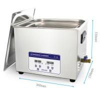 Buy cheap Orthopaedic Implants Medical Ultrasonic Cleaner SUS Ultrasonic Washing Machine from wholesalers