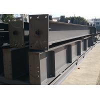 Buy cheap GB Standard Prefabricated Steel Structure Building In Industrial Storage Building from wholesalers
