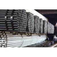 Buy cheap Non - Alloy Galvanized Round Steel Pipe Gi Pipe For Building And Industry from wholesalers