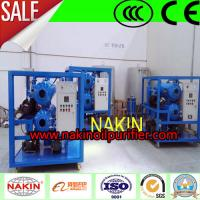 Buy cheap High Quality Vacuum Double Stages Transformer Oil Puifier, Oil Filtration Equipment from wholesalers