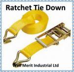 Buy cheap Lashing Strap  Belt  Cargo Lashing Ratchet Lashing  Ratchet Buckle Tie Down from wholesalers