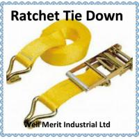 Buy cheap Ratchet Strap/Lashing Strap/ Cargo Lashing/ Retchet Buckle/ Ratchet Tie Down from wholesalers