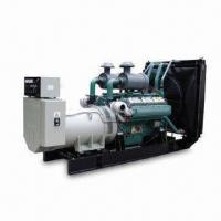 Buy cheap China Wu-dong Series Diesel Generator Set with 100k to 640kW Power, 24V Battery and Circuit Breaker from wholesalers