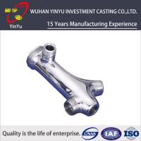 Buy cheap Lost Wax Mold / Steel Investment Casting Products For Aerospace Industry product