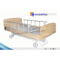 China 3 Motor Full electric hospital beds for home use , hospital bed equipment GT-BE2519 on sale