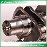 Buy cheap Engine Parts Crankshaft 6BT Forged Steel 3917230 12 Months Warranty Long Sevice product