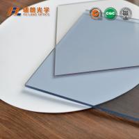 Anti Static 4x8 Clear Acrylic Sheet 21mm Thick , 4x8 Plexiglass Sheet Optical Base Material