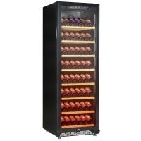 Buy cheap 168 Bottles 450L Single Zone Direct cooling wine refrigerator from wholesalers