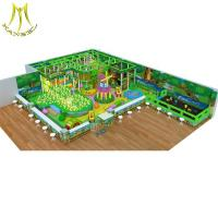 Buy cheap Hansel kids playing items indoor playground facilities for entertainment from wholesalers
