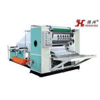 Buy cheap Box Drawing Type Facial Tissue Paper Machine from wholesalers