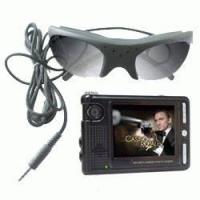 Buy cheap Sunglasses Spy Camera + MP4 Recorder from wholesalers