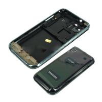 China SAMSUNG i9000 Galaxy S Genuine Complete Full Housing - Black(samsung mobile housings) on sale