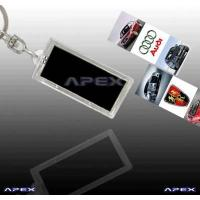 Buy cheap Solar Key Chain AK018 (3 images insertable ) from wholesalers