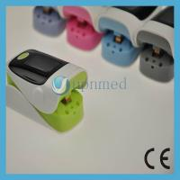 Buy cheap Fingertip pulse oximeter, Green color from wholesalers