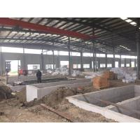 Buy cheap Durable Hot Dip Galvanizing Line 7.0x1.2x2.2m Zinc Tank With Environmental Protection System from wholesalers