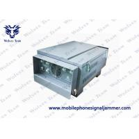 Buy cheap Waterproof 75 Watt Mobile Phone Jammer , Phone Jamming Device 3G CDMA GSM product