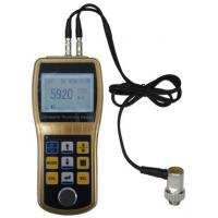 Buy cheap Single Point Measurement and Scanning measurement Work model Ultrasonic Thickness Gauge from wholesalers