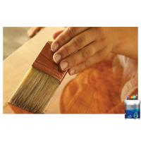 Buy cheap High Hardness Water Based Wood Coating Paint Durable Environmental Friendly from wholesalers