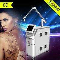 Buy cheap Q-switch nd yag laser pigment removal machine. laser tattoo removal equipment from wholesalers
