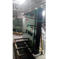 Buy cheap 6MM 8MM 10MM 12MM clear&tinted  frosted Tempered Glass Door  with SGCC,CE & ISO9001 certificate from wholesalers