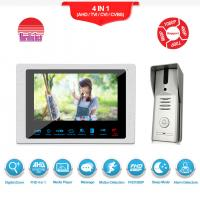 Buy cheap 2.0MP video door phone/door bell factory intercom system support TV out from wholesalers