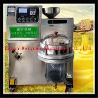 Buy cheap hot sale coconut small oil press machine from wholesalers