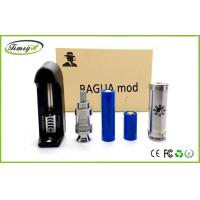 Buy cheap Mechanical Bugua Mod E Cigarette Starter Kits Ego Thread , replaceable Atomizer coil from wholesalers