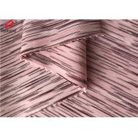 Buy cheap 4 Way Stretch Weft Knitted Melange Fabric Yard Dyed Single Jersey Fabric For T-shirt from wholesalers