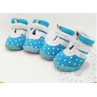 Buy cheap Fashionable pet dog shoes With Durable Waterproof small animals shoes from wholesalers