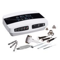 Buy cheap Sonophoresis Ultrasonic Skin Scrubber , Galvanic Pro Diamond Microdermabrasion Machine from wholesalers